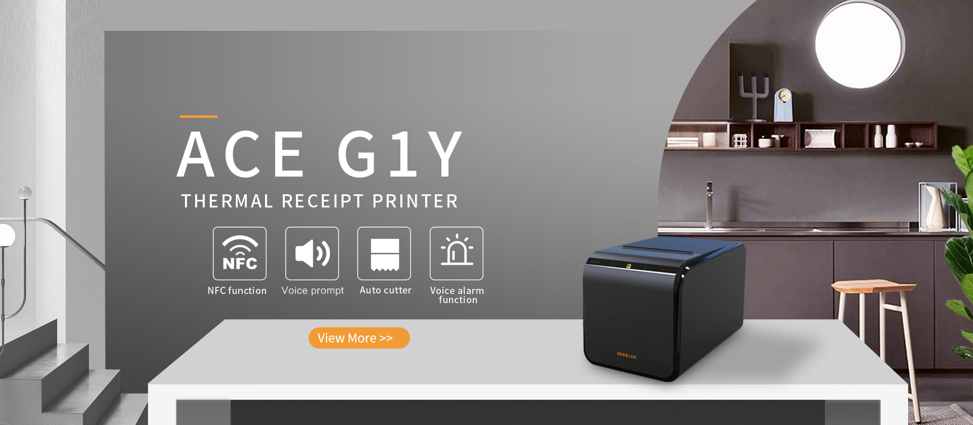 ACE G1Y Thermal Receipt Printer