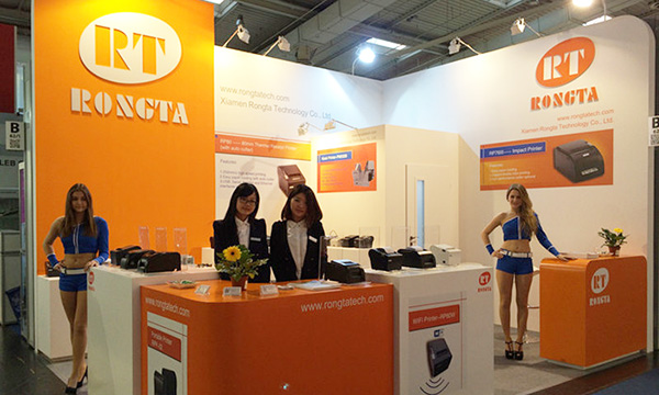 Rongta يحضر 2014 Cebit-Hannover Germamy